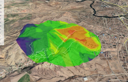 Hava Kalitesi Dağılım Modellemesi ve Raporlama hizmetleri